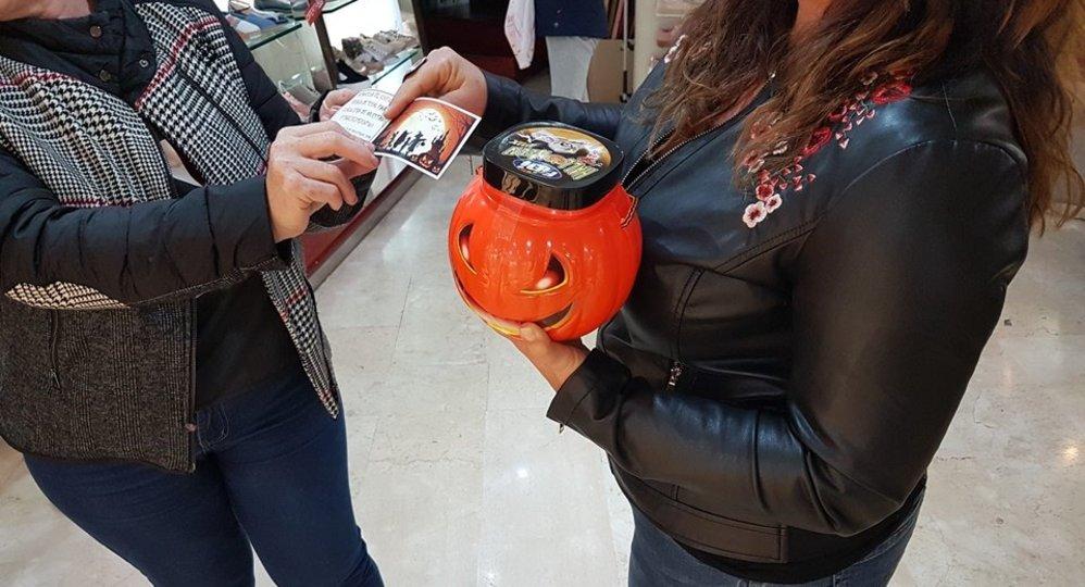 centro comercial abierto halloween 1