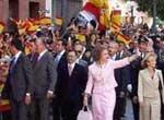Garrido Peña ha preguntado al Gobierno por qué se ha apoyado la presencia del Jefe del Estado en Ceuta y Melilla