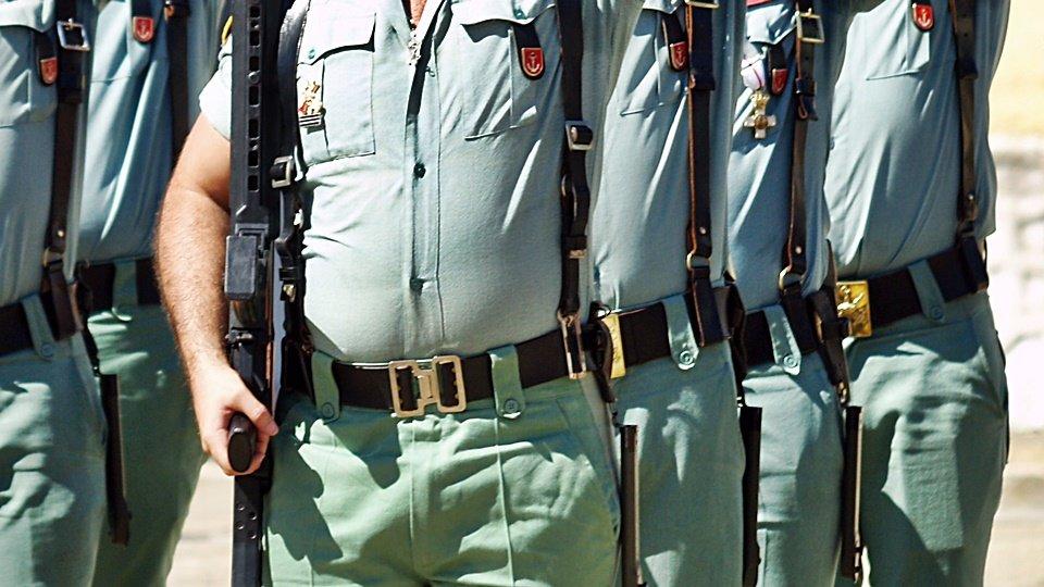 la legión contra la obesidad