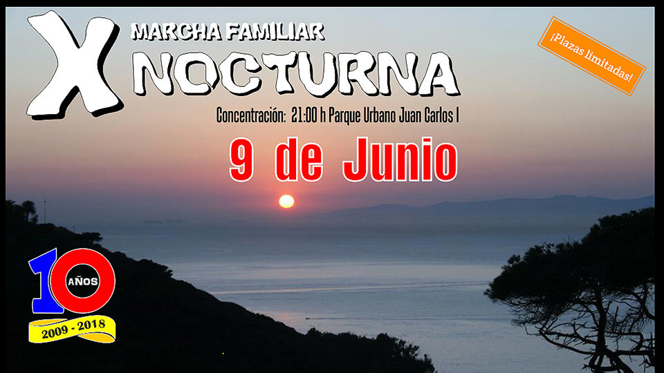 X Marcha Nocturna  2018