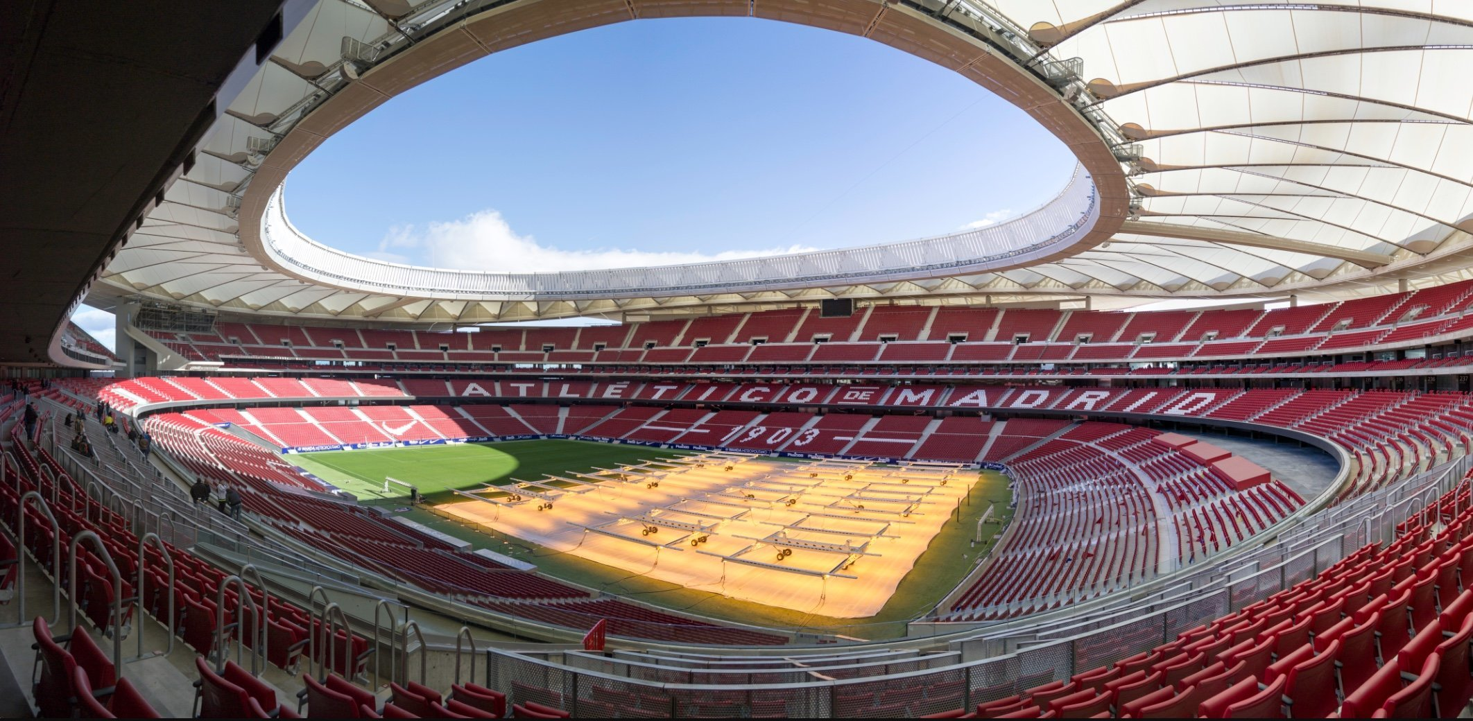 Wanda Metropolitano. (Photo by Fernandopascullo, License: CC)