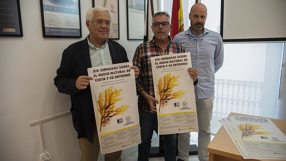 Algas invasoras, leopardos y Big Data en las XIV Jornadas sobre el Medio Natural de Ceuta