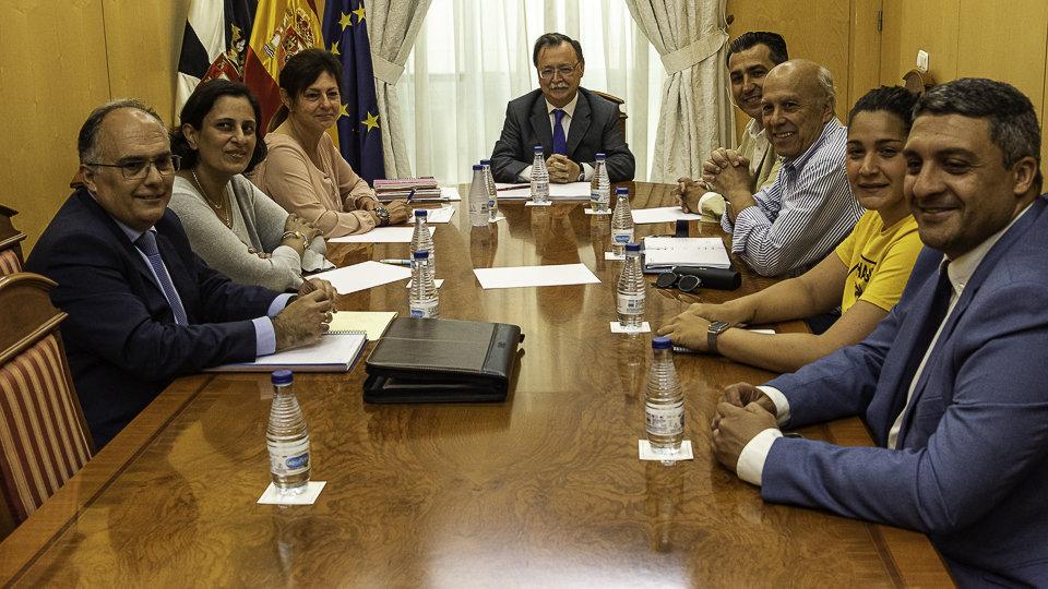 El Consejo de Gobierno da luz verde a distintos gastos por cerca de 440.000 euros - Ceuta al día