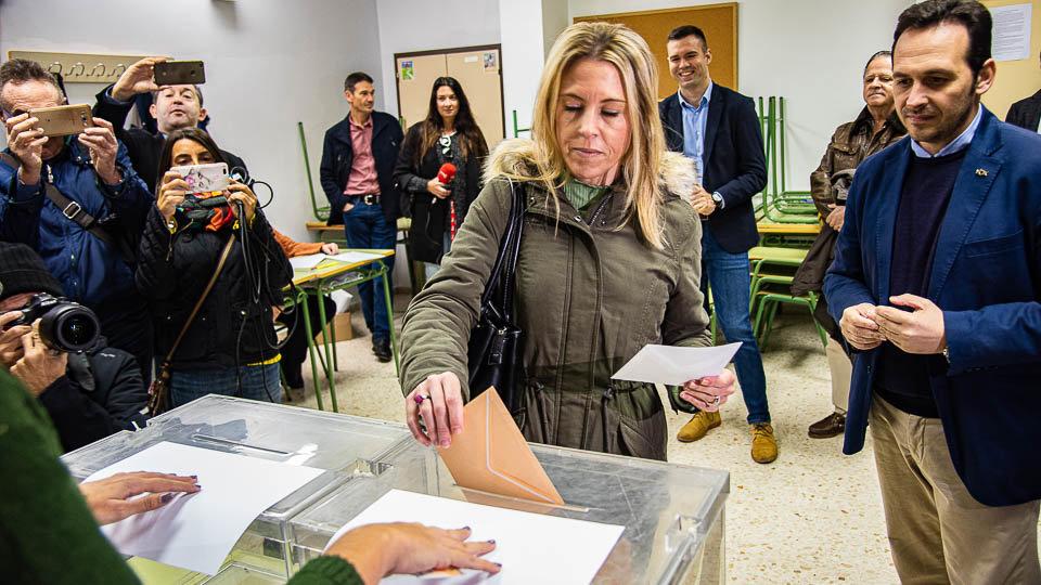 """Vox apela al voto de los """"patriotas"""" ceutíes - Ceuta al día"""