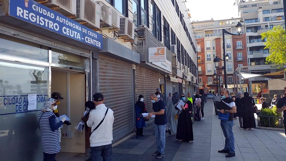 CCOO exige a la Ciudad que ponga cuanto antes seguridad privada en todos sus Registros