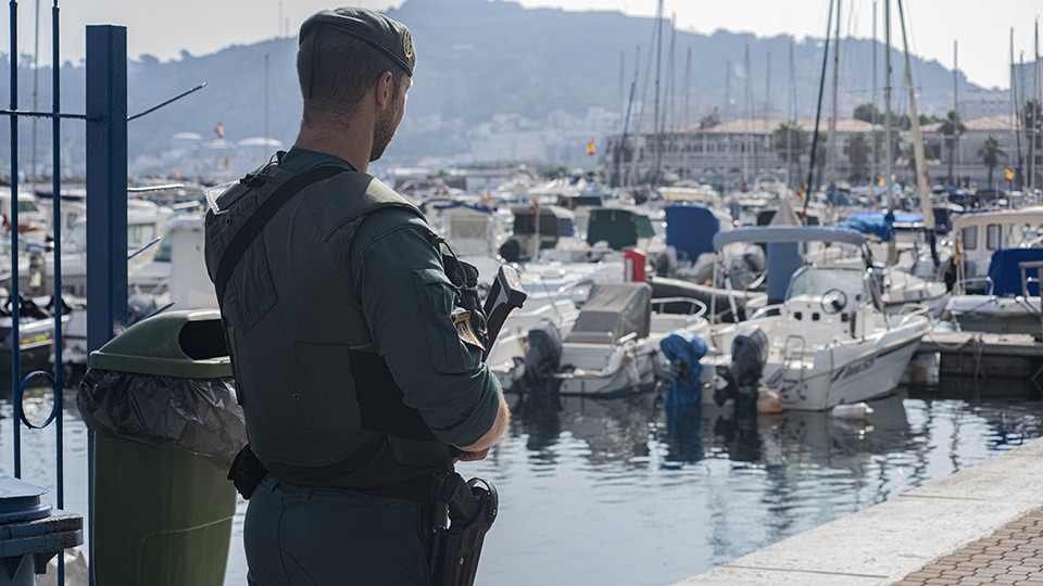 Guardia Civil Puerto Deportivo