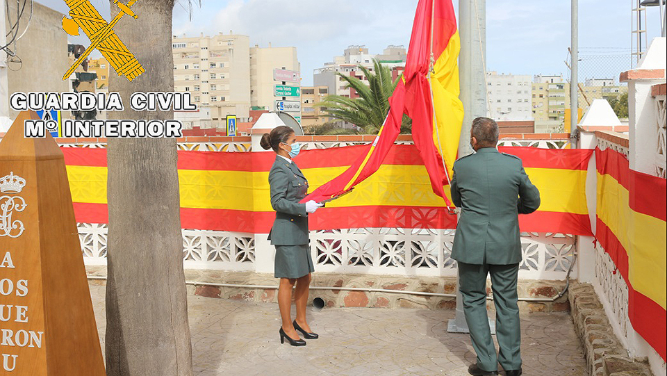 La Guardia Civil celebra a su Patrona