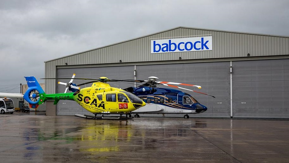 babcock helicopteros
