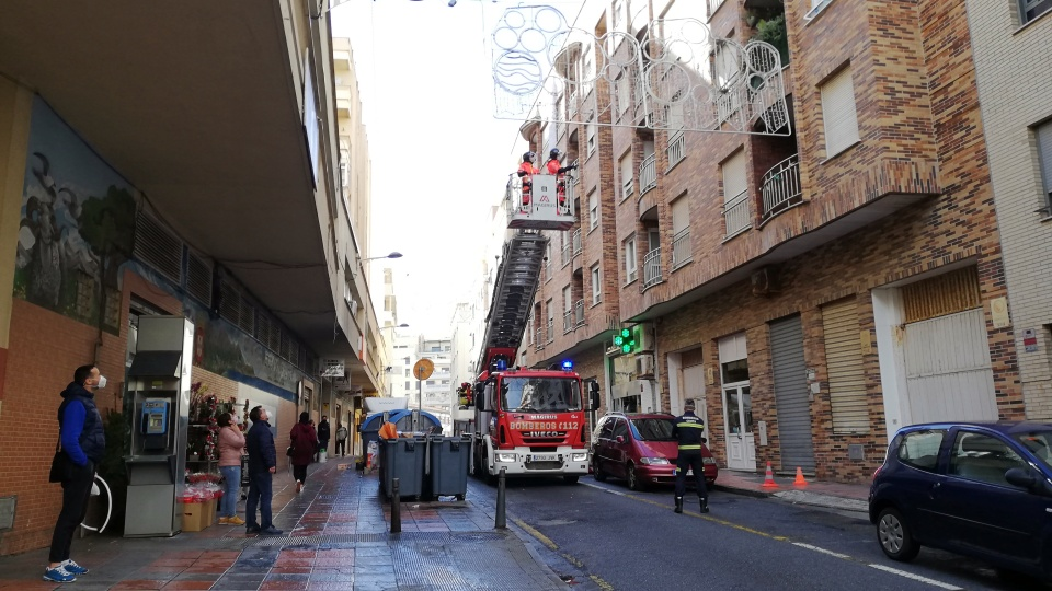bomberos calle real