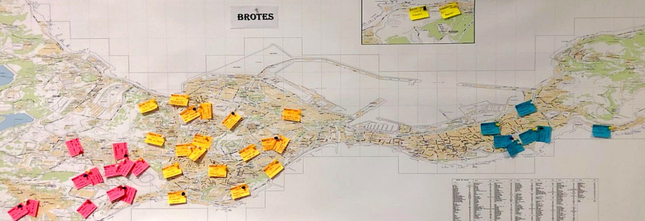 mapa brotes sábado abril