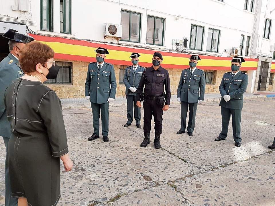 Aniversario Guardia Civil 2021 .05